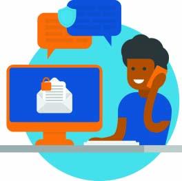 Eliminate encrypted email registration process