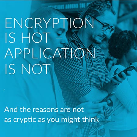 Encryption is Hot Infograph
