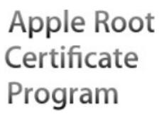Apple Certificate Program